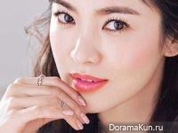 Song Hye Kyo для Laneige 2015