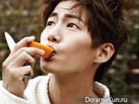Song Jae Rim для CeCi May 2015
