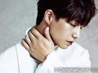 Song Jae Rim для CeCi October 2014