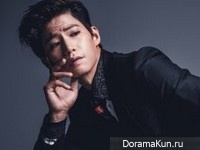 Song Jae Rim для K WAVE 2015