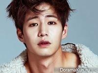 Song Jae Rim для @Star1 December 2014 Extra 2