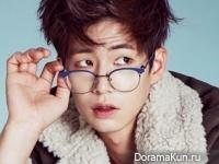 Song Jae Rim для @Star1 December 2014 Extra