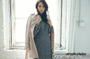 Song Ji Hyo для Marie Claire Korea March 2015