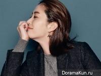 Song Yoon Ah для Georges Rech 2015 CF