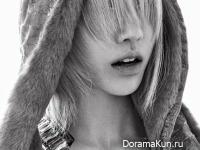 Soo Joo для The Wild Magazine December 2014