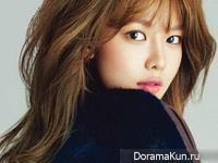 SNSD (Sooyoung) для Ceci November 2014