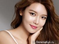 SNSD (Sooyoung) для Cosmopolitan March 2015