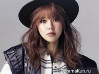 SNSD (Sooyoung) для Vogue October 2014
