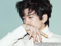 Sung Joon для CeCi November 2014 Extra
