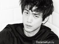 Sung Joon для CeCi November 2014