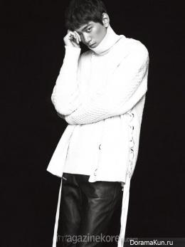 Sung Joon для Esquire September 2015 Extra