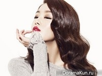 Secret (Sunhwa) для Cosmopolitan October 2014
