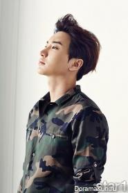 Super Junior (Leeteuk) для @Star1 June 2015