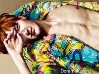Super Junior (Zhou Mi) для Femina Magazine 2015
