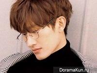 Super Junior (Zhou Mi) для The Celebrity December 2014