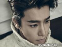 Super Junior (Donghae, Eunhyuk) для The Star January 2015