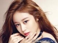 T-ara (Jiyeon) для CeCi May 2015