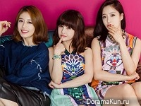 T-ara для K Wave October 2015