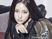 T-ara (Soyeon) для BNT International 2015