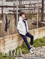 TVXQ (Changmin) для Grazia November 2015 Extra