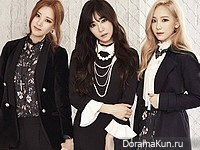 SNSD (Seohyun, Taeyeon, Tiffany) для MIXXO 2015 CF