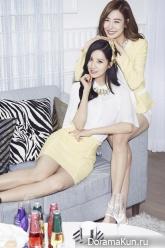 TaeTiSeo для Mixxo S/S 2015 Extra