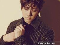 Thunder (Park Sang Hyun) для Arena Homme Plus May 2015 Extra