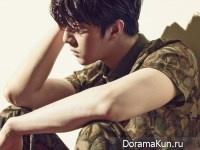 Thunder (Park Sang Hyun) для Arena Homme Plus May 2015