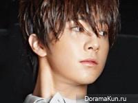 Park Sang Hyun (Thunder) для Cosmopolitan April 2015