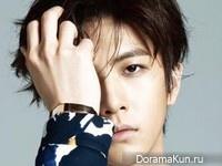 Park Sang Hyun (Thunder) для SURE April 2015