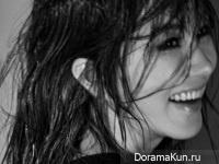 Uhm Jung Hwa для W Korea February 2015