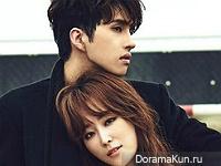 VIXX (Ken), Seo Hyun Jin для Singles October 2015