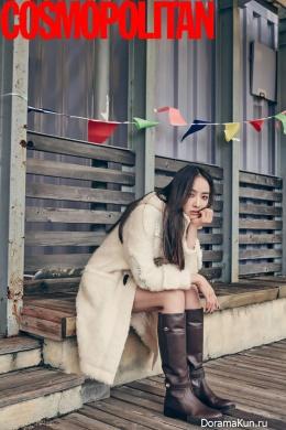 f(x) Victoria для Cosmopolitan December 2015