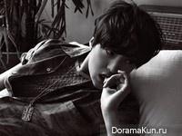 Kang Seung Yoon (WINNER) для Elle June 2015 Extra