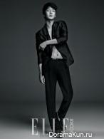 WINNER для Elle Magazine December 2014