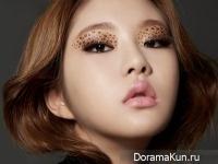 Yeo Hye Won для W Korea November 2014