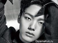 Yeo Jin Goo для Elle September 2015