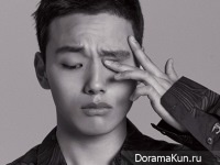 Yeo Jin Goo для The Celebrity December 2014