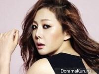 Yeom Jung Ah для Allure December 2014