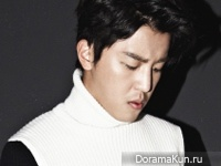 Yeon Woo Jin для Nylon November 2014 Extra