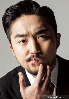 Yoo Byung Jae для Esquire July 2015