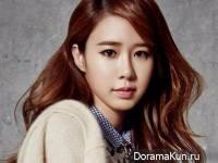 Yoo In Na для SURE November 2014 Extra