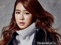 Yoo In Na для SURE November 2014
