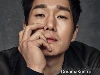 Yoo Ji Tae для Gentleman December 2014