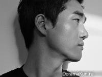 Yoo Ji Tae для InStyle December 2015