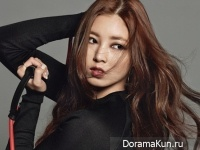Yoo Seung Wook для Esquire June 2015