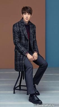 Yoo Yeon Seok для Trugen F/W 2015