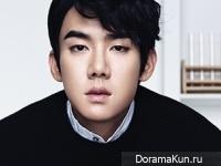 Yoo Yeon Seok, Park Hae Il для Vogue October 2014