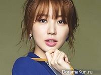 Yoon Eun Hye для Samantha Thavasa F/W 2015
