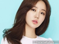 Yoon Eun Hye для Samantha Thavasa S/S 2015